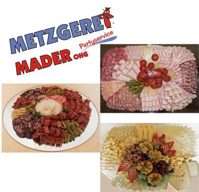 Metzgerei Mader OHG – Fleisch, Wurst, Käse & Partyservice