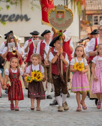 Leutkircher Kinder- und Heimatfest 2019