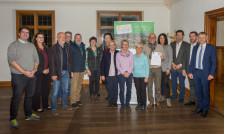 Anwesende Mitglieder des Stiftungsrat