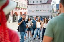 Historische Stadtführung (Foto: Thomas Haider Photodesign)
