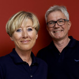 Dr. Petra Müller-Mohnssen und Dr. Jürgen Holl