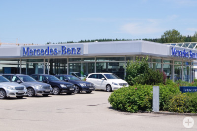 Mercedes-Benz Center Leutkirch