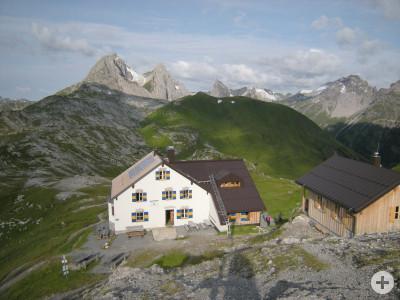 Leutkircher Hütte - Lechtaler Alpen