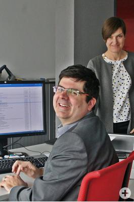 Geschäftsführer Oliver Stotz