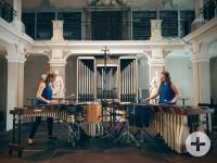 Porter Percussion Duo