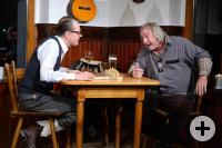 Chaim und Adolf – Eine Begegnung im Gasthaus