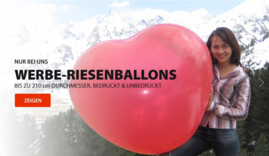 Ballonpoint_Werbeballon