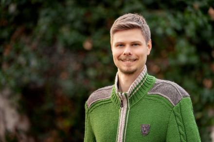 Ranger Tobias Boneberger