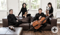 Leutkircher Klassik: Minguet Quartett