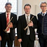 Timo Bossler, Michael Bischof, Franz Günthner