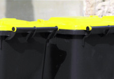 Gelbe Tonne (Symbolbild)