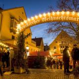 Weihnachtsmarkt Leutkirch (© Bruno Kickner)