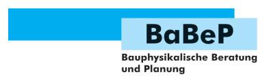 Bauphysikalische Beratung und Planung