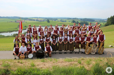 Die Musikkapelle Engerazhofen e.V.