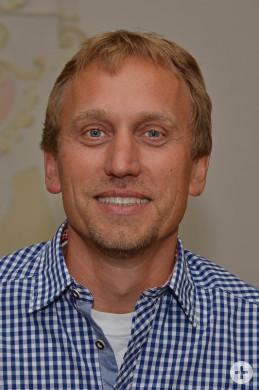 Stefan Michaelis, Ortsvorsteher Winterstetten