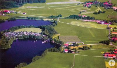 Campingplatz am Ellerazhofen Weiher