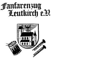 Wappen Fanfarenzug Leutkirch e.V.