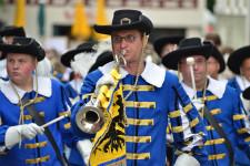 Fanfarenzug: Vielseitiges Musikprogramm