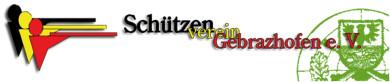 Logo Schützenverein Gebrazhofen e.V.
