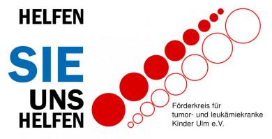 Logo Förderkreis für tumor- und leukämiekranke Kinder Ulm e.V.