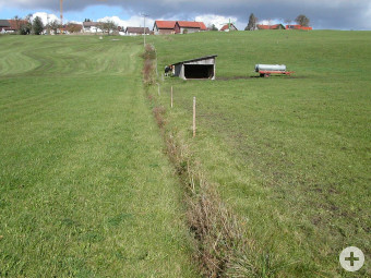 Graben unterhalb Willerazhofen