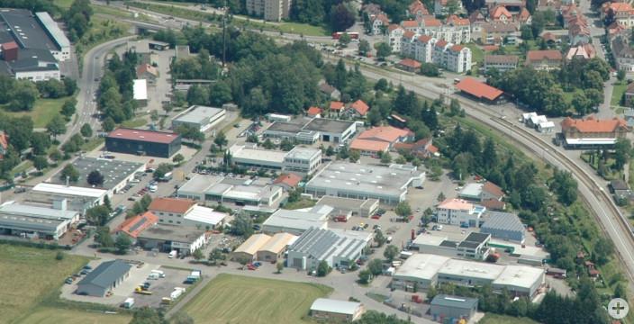 Gewerbegebiet Schleifweg