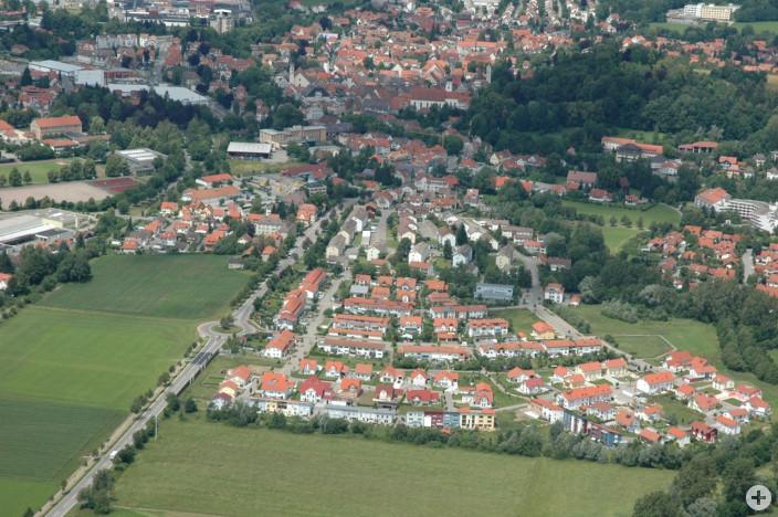Baugebiet Isnyer Straße Ost