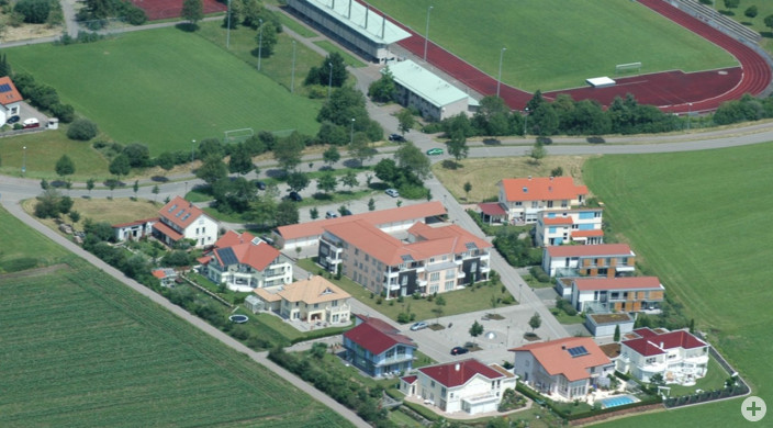 Baugebiet Öschweg / Bischof-Moser-Straße