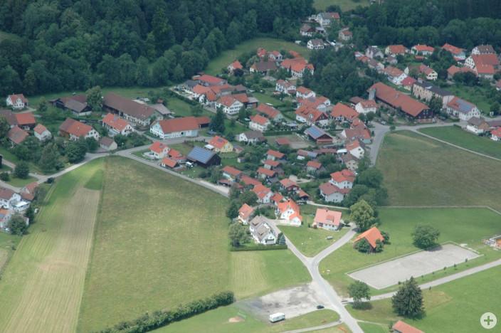 Urlau - Oberer Dorfweg