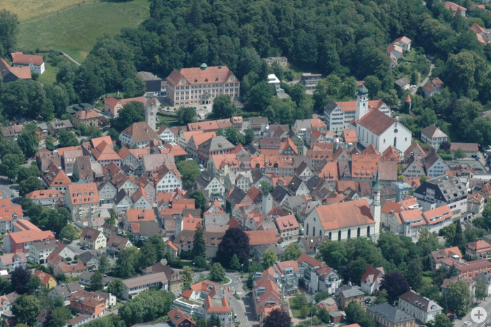 Leutkircher Altstadt
