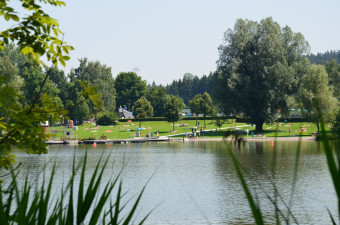 Freibad Stadtweiher Leutkirch