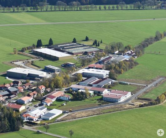 Luftbild Friesenhofen Boschen 26.10.2017