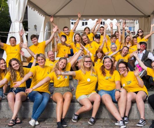 Das Team des Altstadtsommerfestivals 2018
