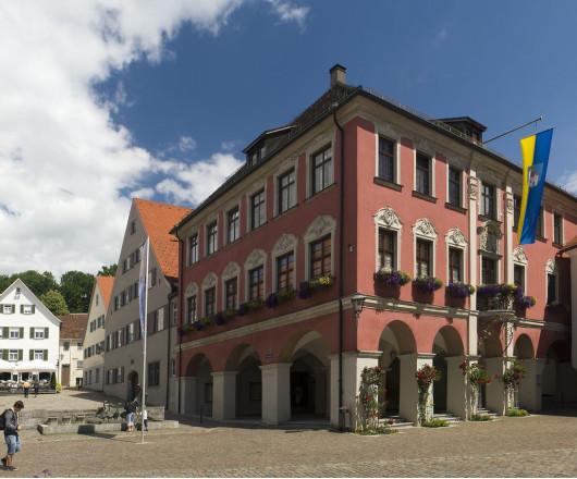 Rathaus mit Gänsbühl
