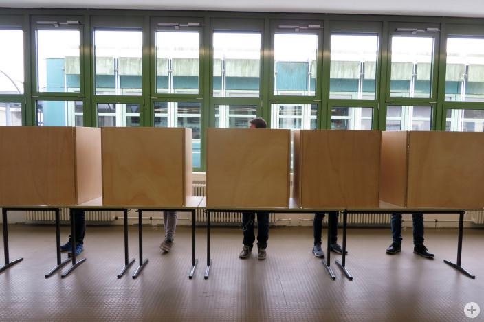 Wahl der Jugendgemeinderäte