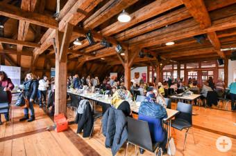 Internationaler Frauentag: Frauenfrühstück im Bocksaal