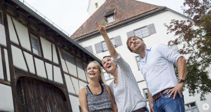 Leutkirch entdecken ©Dominik Berchtold