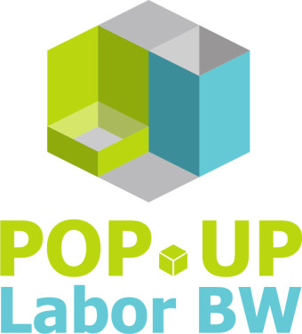 Logo Popup Labor