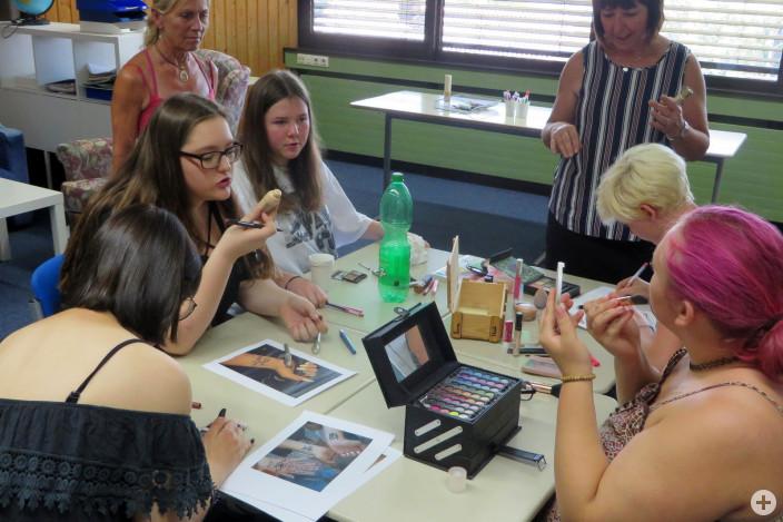 Projekt zur ICH-Stärkung 4girls
