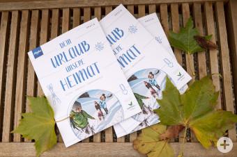 """Die neue Winterausgabe des Freizeitmagazins """"Dein Urlaub. Unsere Heimat."""" ist erschienen."""