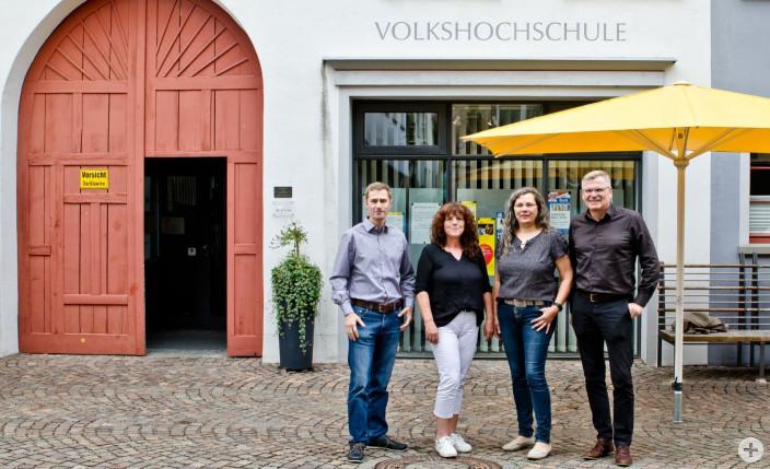 vhs Leutkirch Team
