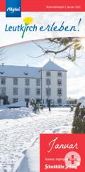 Titelseite Veranstaltungskalender Leutkirch erleben Januar 2020