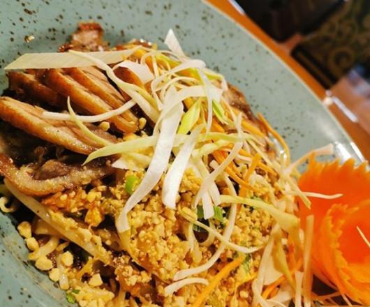 Asiatisches Currygericht