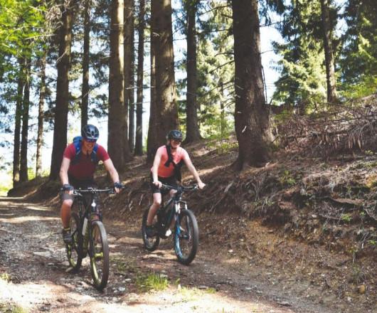 Radfahren in der Adelegg