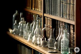 Glasmuseum in der Glashütte