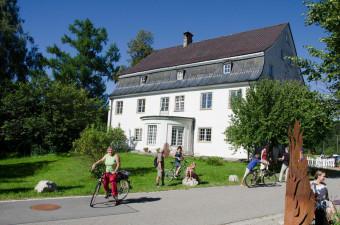 Oberhaus im Glasmacherdorf