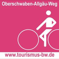 Logo Oberschwaben-Allgäu Radweg