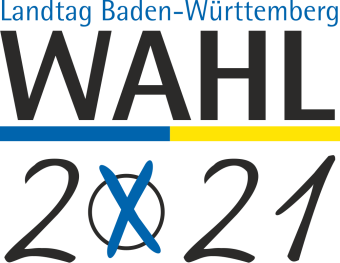 Landtagswahl 2021 in Leutkirch - Logo