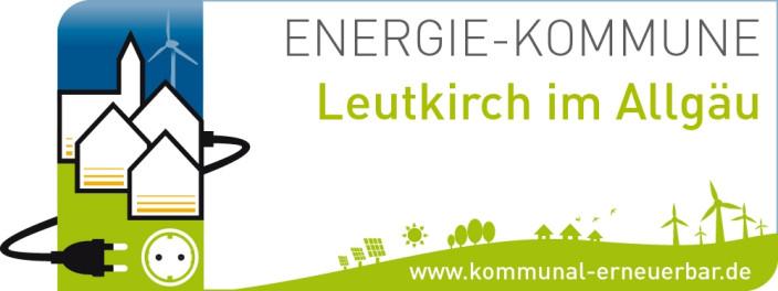 Banner Energie-Kommune Leutkirch im Allgäu