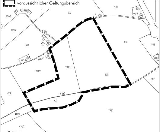 PV-Anlage Diepoldshofen-Weissenbauren FNP2030-Aenderung Geltungsbereich